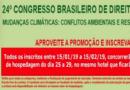 CONGRESSO DE DIREITO AMBIENTAL